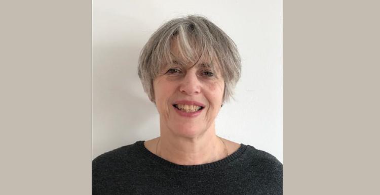 Photo of volunteer Marianne