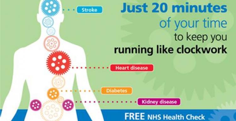 Get Your Free Nhs Health Check Healthwatch Brightonandhove