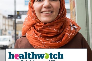 Healthwatch annual report