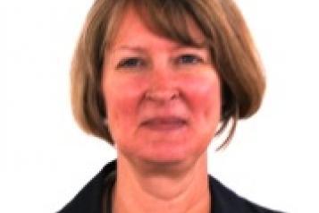 Portrait Shot, Healthwatch Volunteer, Jacqueline Goodchild