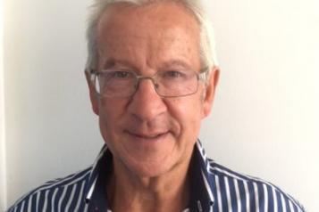 Head and shoulders shot, Volunteer, Nick Gorvett